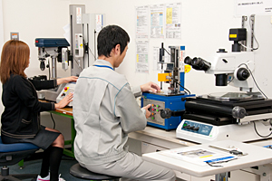 Push-Pull、Measuring microscope、Small load meter